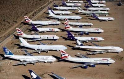 Telcos fly high as airlines get grounded by old IT